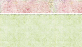 Pink & Green Background Royalty Free Stock Image
