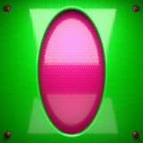 Pink and green bright background Royalty Free Stock Photos