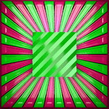 Pink and green bright background Royalty Free Stock Images