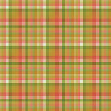 Pink and green checkered seamless background Royalty Free Stock Photography