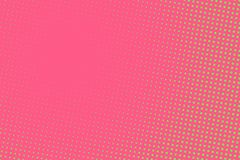 Pink-green halftone background. Digital gradient. Abstract backdrop with circles, point, dots. Dotted pattern. Futuristic panel Vector illustration vector illustration
