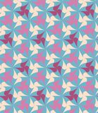Pink green pattern Royalty Free Stock Photo