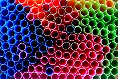 Pink and Green Pipe Royalty Free Stock Photos