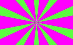 Pink green rays background image. Pink and green rays abstract background image.This is a  illustrated image Royalty Free Stock Photos