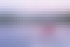 Pink grey mosaic square tiles background Stock Image