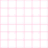 Pink Grid White Chess Board Diamond Background Vector Royalty Free Stock Photos