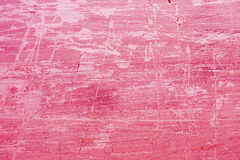 Pink grunge background with scratches Stock Photos