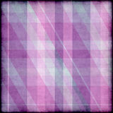 Pink grunge background with stripes Stock Images