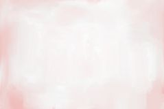 Pink grunge watercolor abstract  background Royalty Free Stock Images