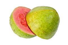 Pink guava Stock Images