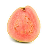 Pink guava` stock image