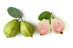 Pink guava Royalty Free Stock Photo