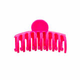 Pink hair clip Royalty Free Stock Images