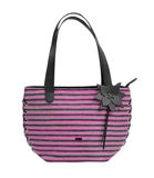 Pink handbag Royalty Free Stock Image