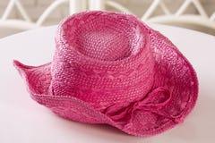 Pink Hat Stock Photos
