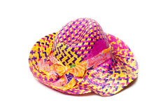 Pink hat Royalty Free Stock Photos
