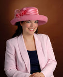 Pink Hat Stock Photos