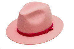 Pink hat Stock Images