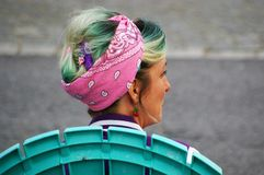 Pink, Headgear, Purple, Fashion Accessory Stock Photography