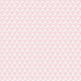 Pink heart seamless Royalty Free Stock Photography