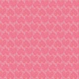 Pink heart seamless pattern Royalty Free Stock Photos