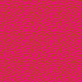 Pink hearts seamless background Royalty Free Stock Image