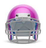 Pink Helmet Royalty Free Stock Images
