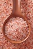 Pink Himalayan Salt royalty free stock photo