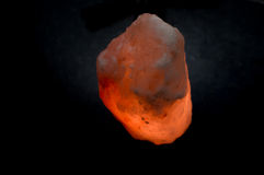 Pink Himalayan Sea Salt Stock Photos