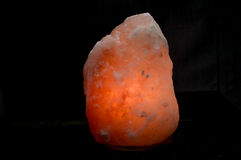 Pink Himalayan Sea Salt Stock Image
