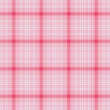 Pink Hydrangea Plaid Royalty Free Stock Photos