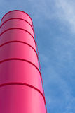 Pink Industrial Pipe Stock Images