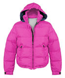 Pink jacket Stock Photos