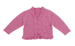Pink jacket Stock Photography