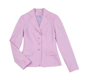Pink jacket Royalty Free Stock Photos