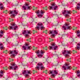 Pink Kaleidoscope Royalty Free Stock Photography