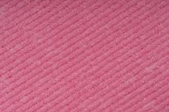 Pink sponge royalty free stock photo