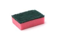 Pink Kitchen Sponge Stock Photos