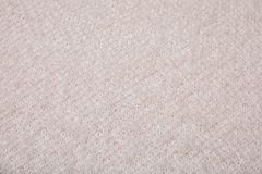 Pink knitted texture, top view royalty free stock image