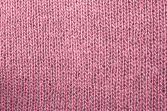 Pink knitwear Stock Photo