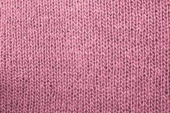 Pink knitwear Stock Photo