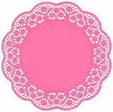Pink Lace dolly Royalty Free Stock Photography