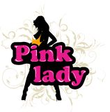 Pink lady Stock Images