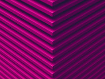 Pink layers. Background picture. 3D. Illustration. This image works good for text and website background, print and mobile application Stock Images