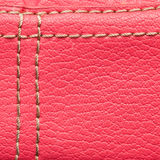 Pink leather Royalty Free Stock Photo