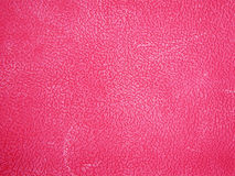 Pink leather background or texture Stock Photos