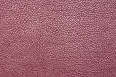 Pink leather background texture surface high resolution. Closeup Stock Image