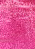 Pink Leather Background Royalty Free Stock Image