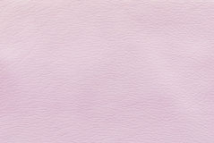 Pink leather texture Stock Image