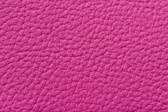 Pink leather texture - background. Pink leather texture or background Stock Photography
